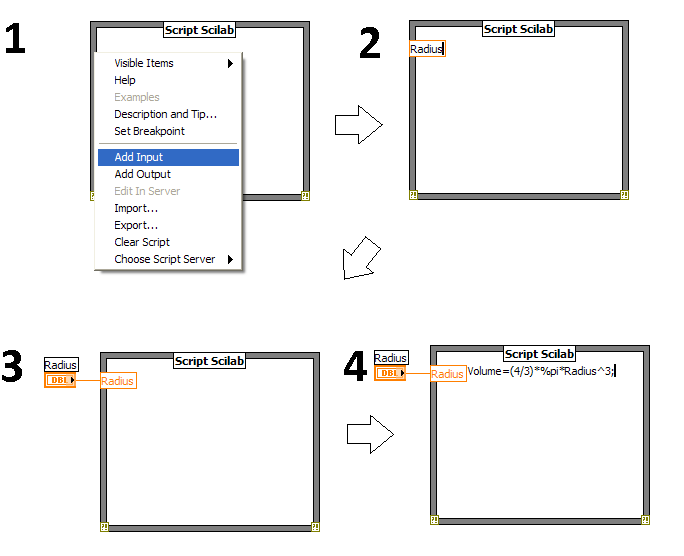 connecting labview with scilab enterprises scilab software