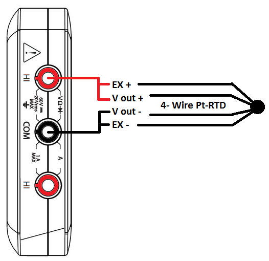 Rtd Pt100 2 Wire Wiring Diagram