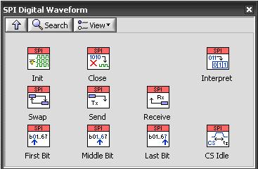 SPI Digital Waveform Reference Library - National Instruments