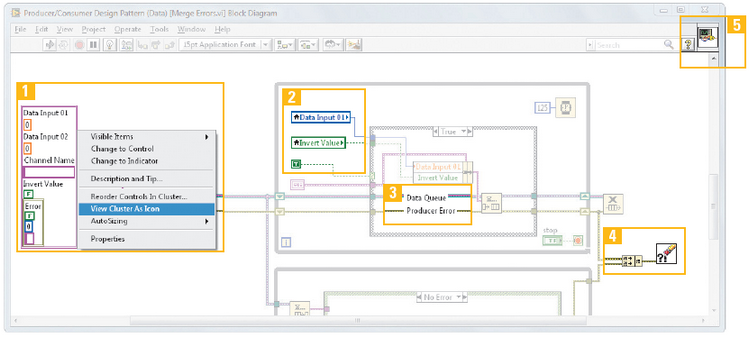 You asked for it community driven features in labview 2010 reduce your block diagram footprint with new cluster constant ccuart Image collections