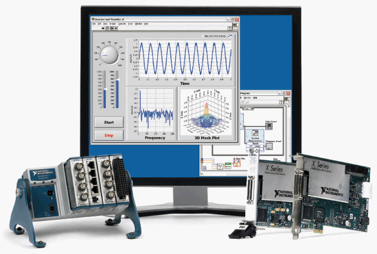 Dased Pc Data Acquisition System : Designed for performance ni data acquisition national