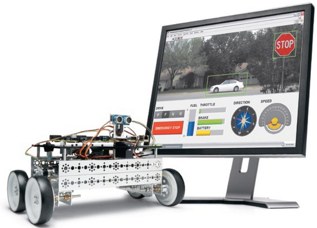 Introducing Labview Robotics From Fantasy To Fact National