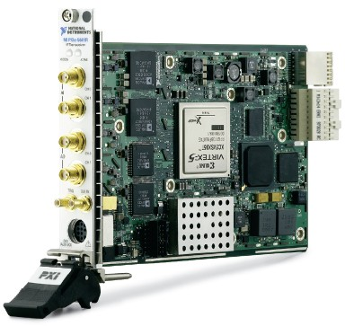Bring FPGAs to RF Applications with the RIO IF Transceiver Module