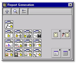 creating professional reports with the labview report generation