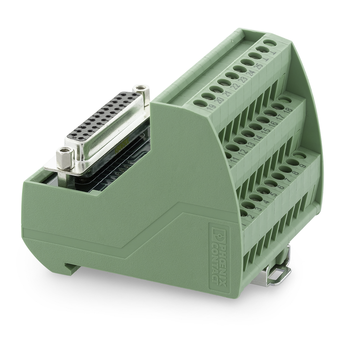 C Series With D Sub Terminal I O Cable Accessory Guide National Wiring Block Click Here For An Example