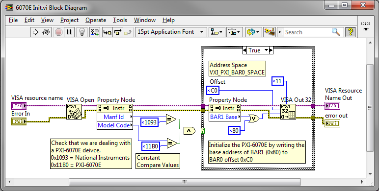 How to write a pci driver