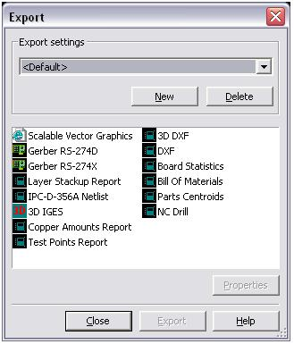 Exporting Gerber Files from NI Ultiboard - National Instruments