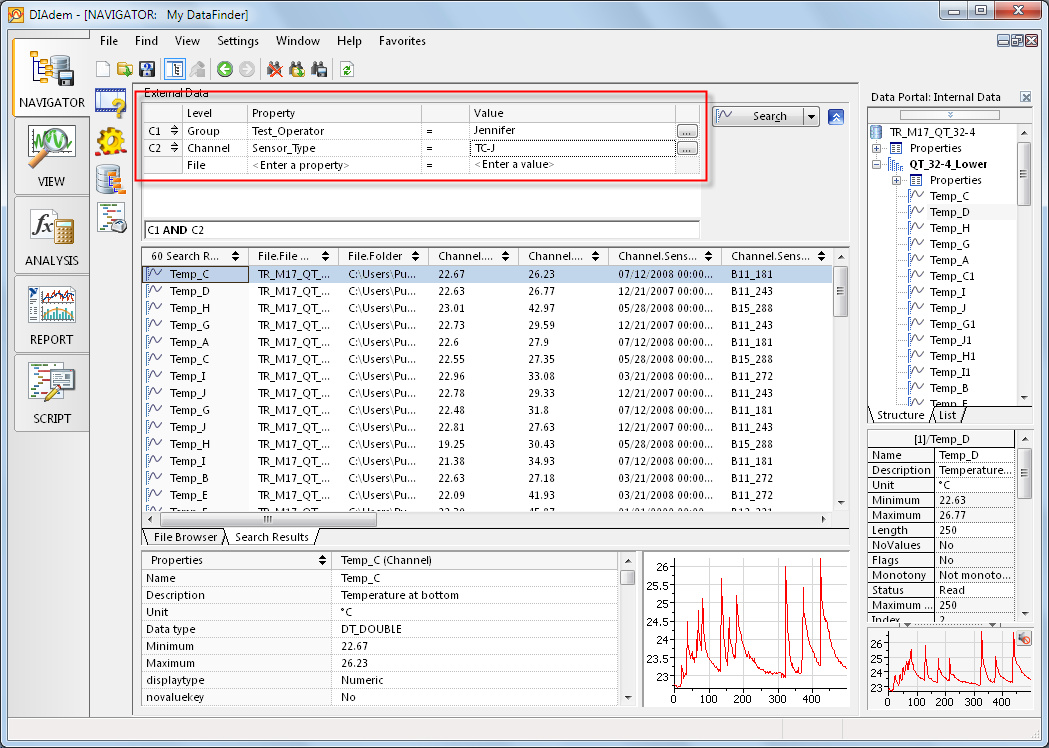 Moving Beyond Microsoft Excel for Measurement Data Analysis and ...