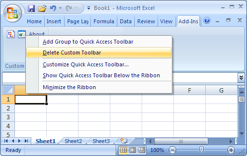 Troubleshooting the TDM Excel Add-In for Microsoft Excel