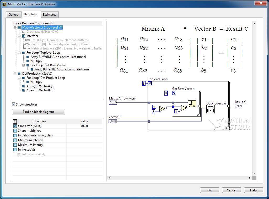 Using ni labview fpga ip builder to optimize and port vis for use on enlarge image ccuart Gallery