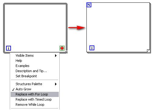 tutorial for loops and while loops  national instruments, wiring diagram