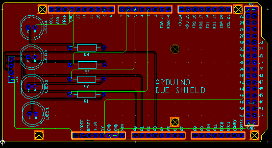 Multisim Templates for Custom Arduino Shields - National
