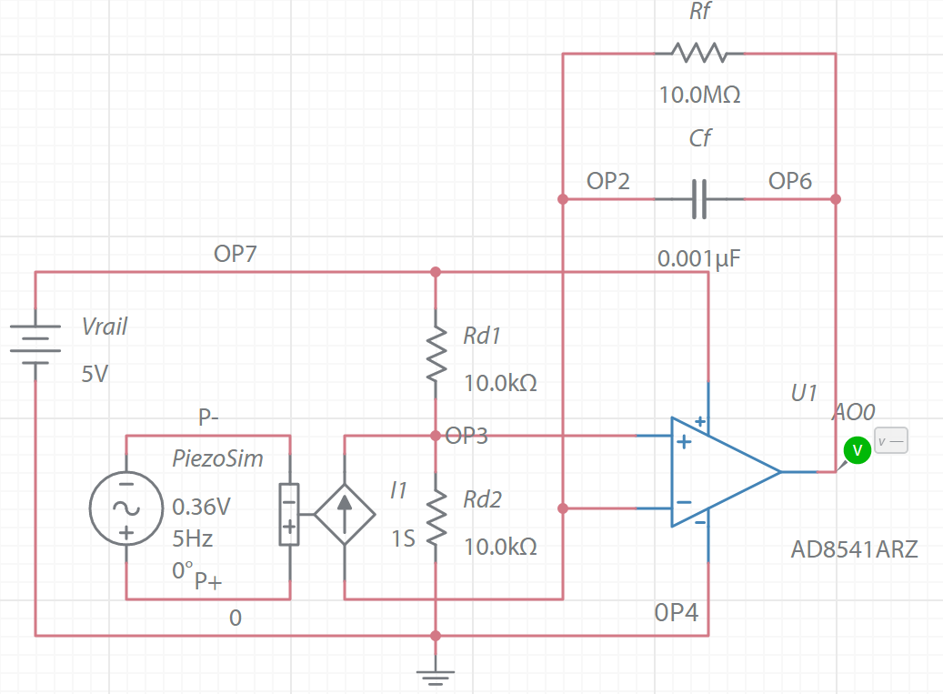 Your First Project With The Ni Elvis Rio Control Module National Analog Acquisition Circuit Amplifiercircuit Diagram Wiring Diagrams Figure 8 Amplifier
