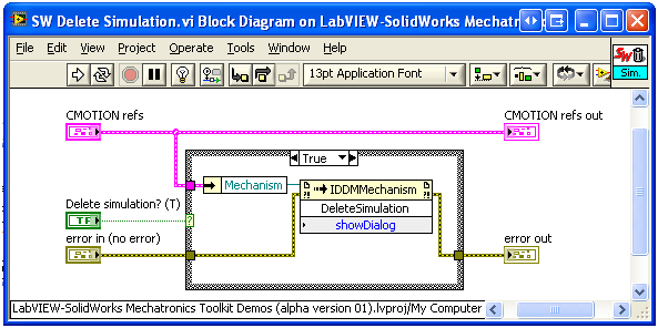 Connecting LabVIEW to 3rd Party Software Packages - National