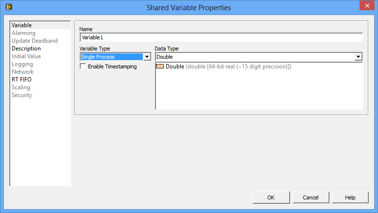 Using the LabVIEW Shared Variable - National Instruments