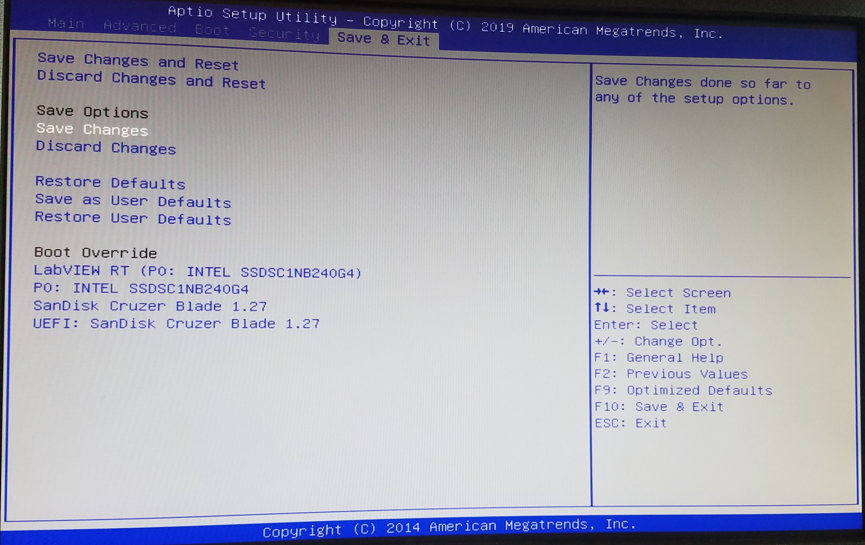 Provisioning a PXI Controller to the NI Linux Real-Time