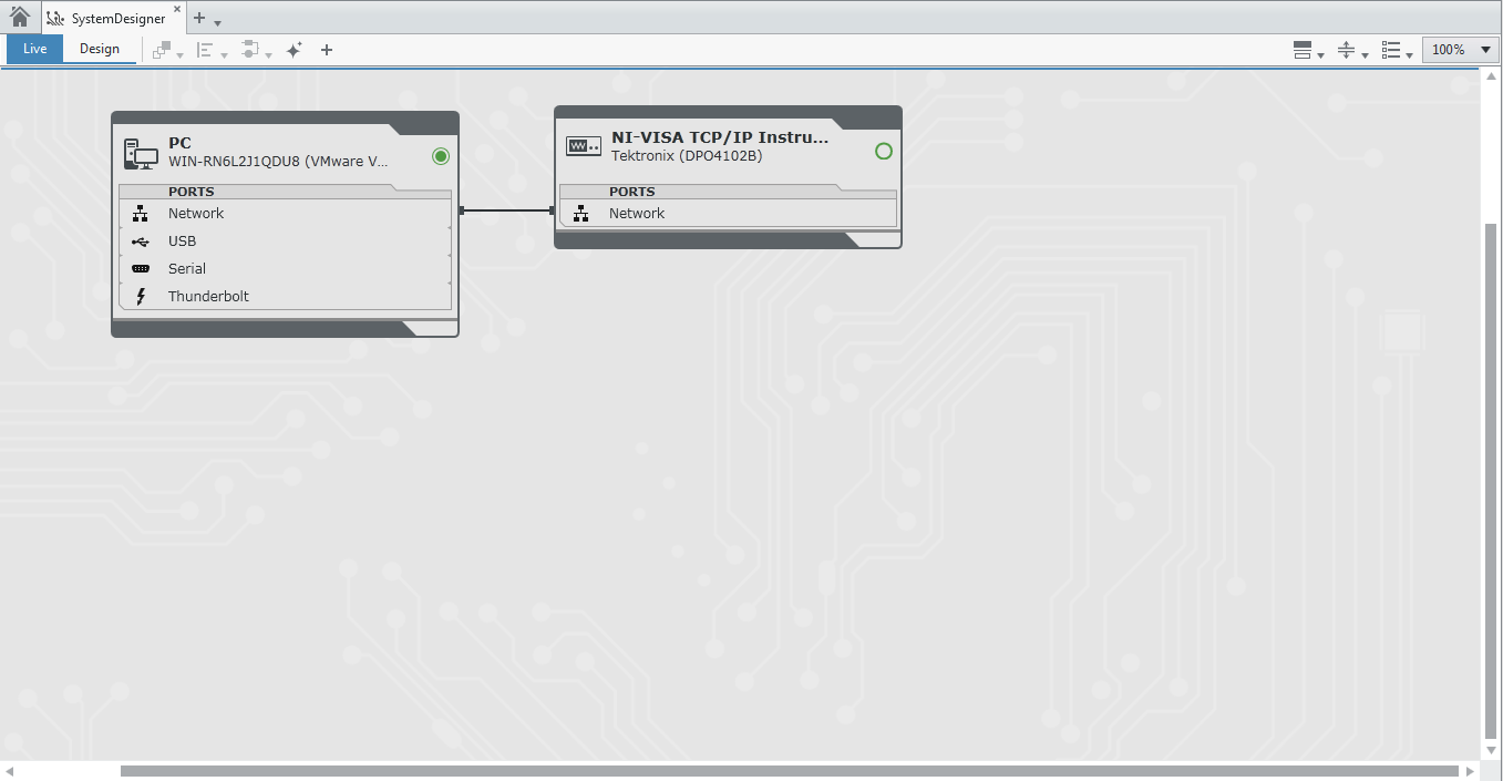 Automating Measurements From a Tektronix MDO MSO DPO 2000