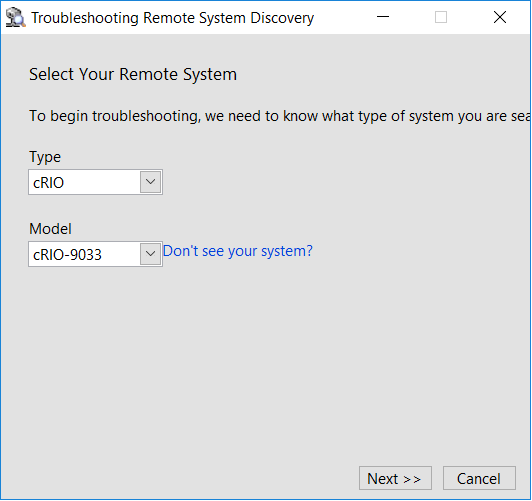 Troubleshooting Remote System Discovery