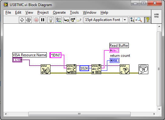 USB Instrument Control Tutorial - National Instruments