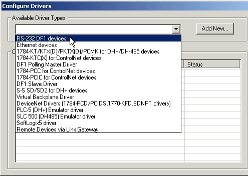 Using RSLinx OPC Server - National Instruments