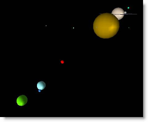 results the solar system - photo #4