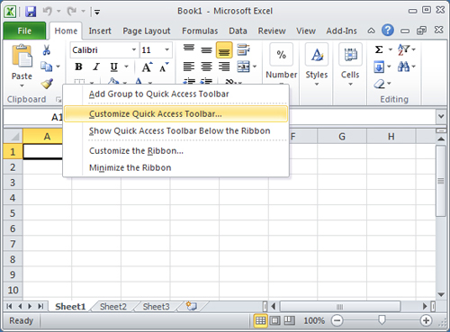 Troubleshooting the Excel Add-In for Microsoft Excel 2010