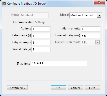 Connect LabVIEW to Any PLC With Modbus - National Instruments