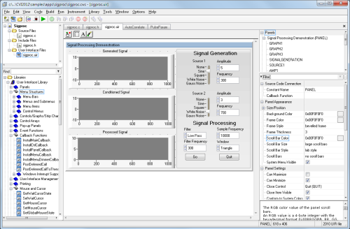 free graphical user interface design software