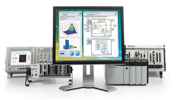 /&#62;<br /> <p>Figure 12. LabVIEW seamlessly integrates thousands of instruments and provides additional functionality.</p> <p>&#160;</p> <p><b><span style=