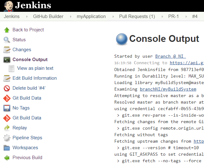LabVIEW Continuous Integration Tutorial (Jenkins/GitHub