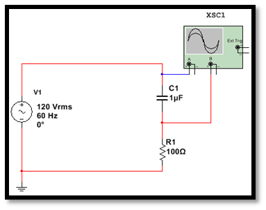 the capacitance of two unknown capacitors through the use of a circuit and oscilloscope I want to control motor speed with capacitors reply to thread discussion in 'general electronics chat' started by mtalent, oct 2,  check with an oscilloscope the voltage on the 10 k resistor it must show the full wave rectified  and switch two additional caps in circuit (four speeds possible) if you also want on/off, then use a relay.