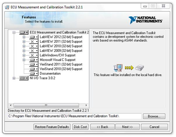Getting Started with CAN calibration in VeriStand - National Instruments