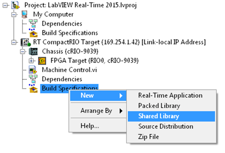 ni labview application builder for windows