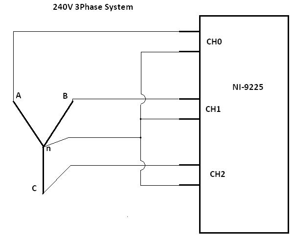 240v Single Phase Wiring Diagram : Phase to v single wiring diagram get free image