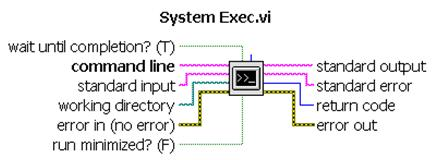 Call Perl and Python Scripts from LabVIEW - National Instruments