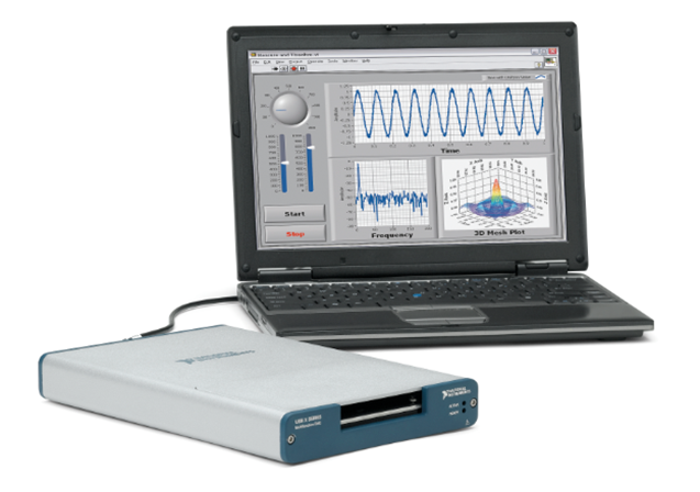 Data Acquisition Usb : How to choose the right bus for your measurement system