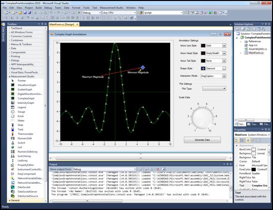 Interface Design Interface Design Visual Studio