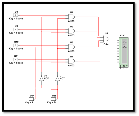 Digital electronics basics chapter 5 multiplexers for Circuit multiplexeur