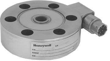 Using The Honeywell Model 41 Amplified Load Cell With Ni