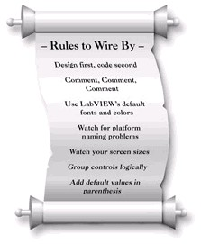 Rules to Wire By -- Part I - National Instruments