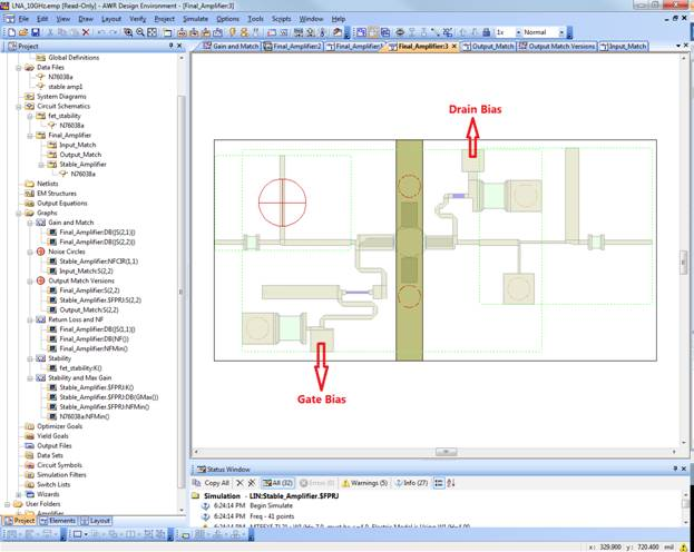 ndLayoutProjectsinAWRMicrowaveOfficew佳能6d操作说明图片