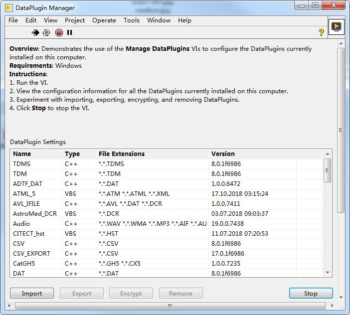 Installing a C++ DataPlugin in DIAdem - National Instruments