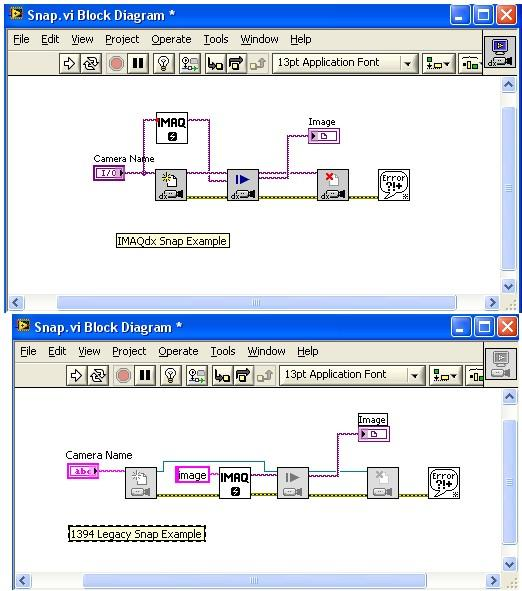 acquiring from firewire cameras with ni imaqdx and legacy ni imaq rh ni com labview vision concepts manual ni vision labview user manual