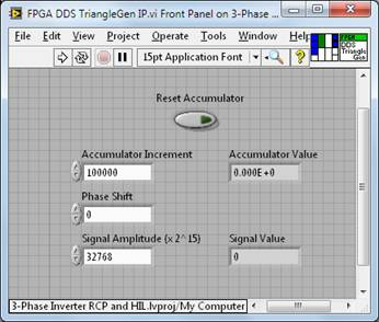 Complete System Simulation Of A 3 Phase Inverter Using Ni