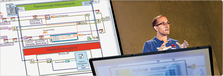 LabVIEW Week of Webcasts: By Developers, For Developers