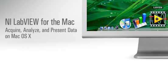 LabVIEW (free version) download for Mac OS X